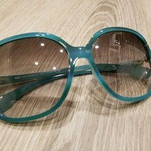 Dolce & Gabbana | Oversized Sunglasses